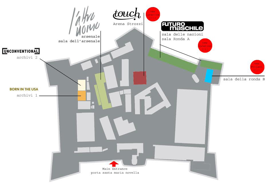 SCHOTT NYC at PITTI UOMO 13 -16 January 2015